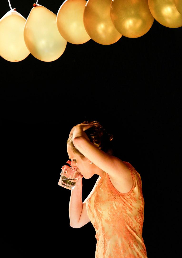 Der goldene Schnitt, Szenenfoto